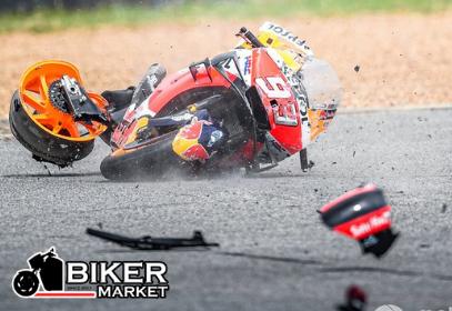 MotoGP 2021 для Honda может не состояться! Марк Маркес перенес 8-часовую операцию.
