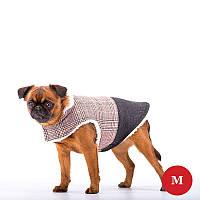 Жилет для собак DIEGO Vest Print 1 коричневый, размер M, фото 1