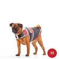 Жилет для собак DIEGO Vest Print 2 красный, размер M, фото 1