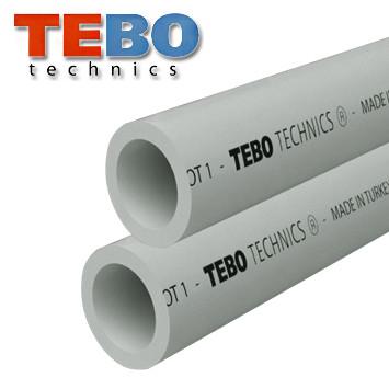 Полипропиленовая труба TEBO PN20 50х8,4