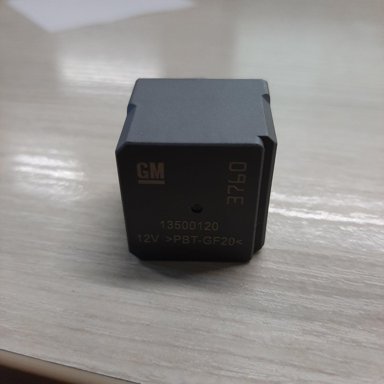 Реле 4-х контактное 70А GM 13500120