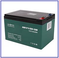 Тяговый аккумулятор LP 6-DZM-12 Ah М5 свинцово-кислотный, фото 1