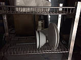 Сушка стеллаж 5 ур.(2 стакана + 3 тарелки + 2 поддона) 1400х320х1800, фото 2