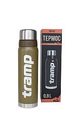 Термос Tramp Expedition Line 0.9 л оливковый