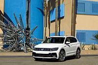 Ремені безпеки VW Tiguan можуть порватися під час удару