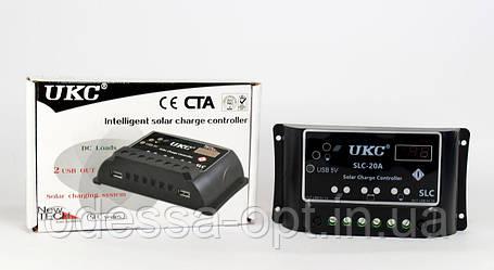Solar controler 20A, фото 2