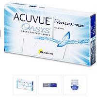 Acuvue Oasis hydraclear силикон-гидрогелевые контактные линзы