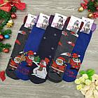Носки женские махровые новогодние Bravo Socks 36-40р ассорти, фото 3