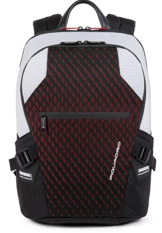 Рюкзак для ноутбука 14 дюймов Piquadro Pq-y, серый