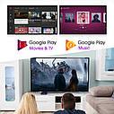 Smart TV Box приставка H96 MAX RK3318 4GB32GB Android 9.0 4K Youtube медиа-плеер, фото 6