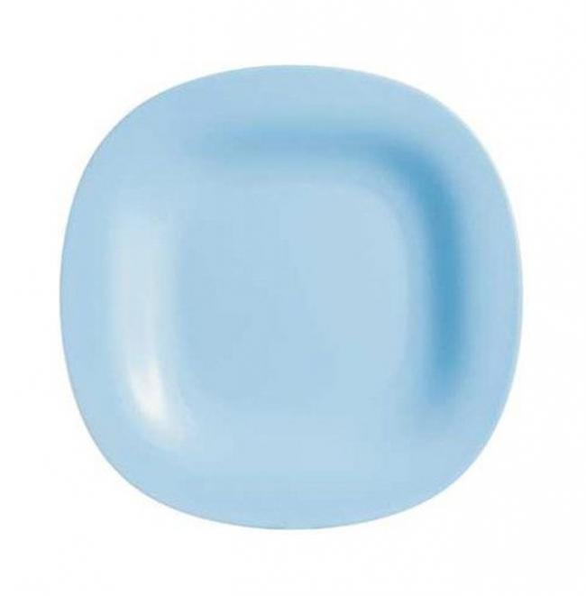 Тарелка мелкая  Carine Light Blue Luminarc 190mm для закусок и десертов