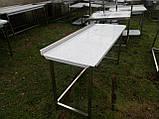 Стол с бортом 1200х600х850, фото 4