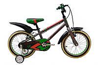 "Детский велосипед mascotte 16"""