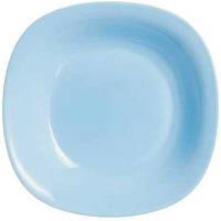 Тарелка глубокая  Carine Light Blue Luminarc 210mm для первых блюд