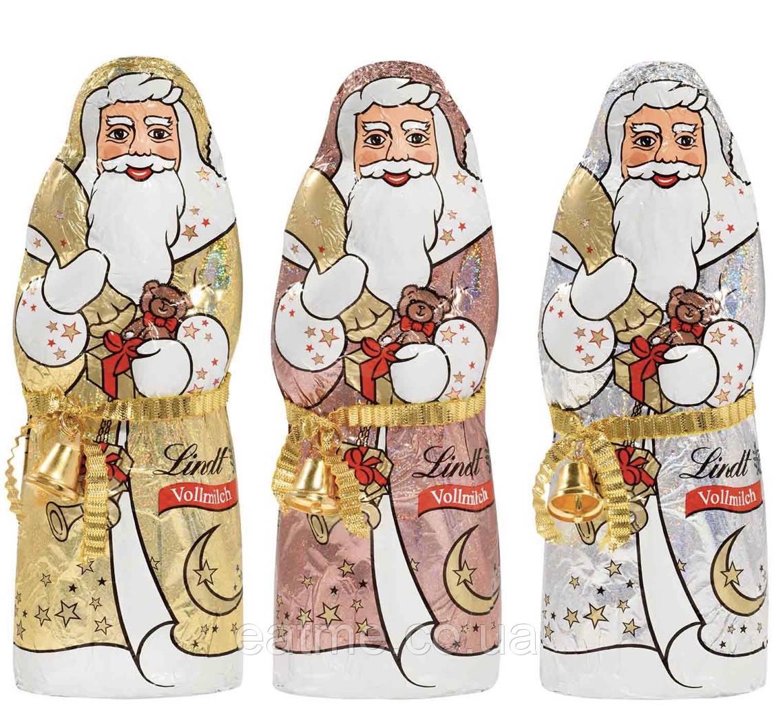 Lindt Дед Мороз 70g Из молочного шоколада (Цена за 1 шт)