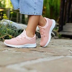 Кросівки для дівчинки на липучці