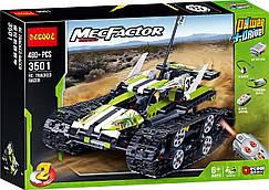 """Конструктор Decool 3501 """"Скоростной вездеход"""" (480 деталей, аналог Lego Technic 42065)"""