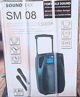 Колонка акумуляторна Temeisheng TMS-802
