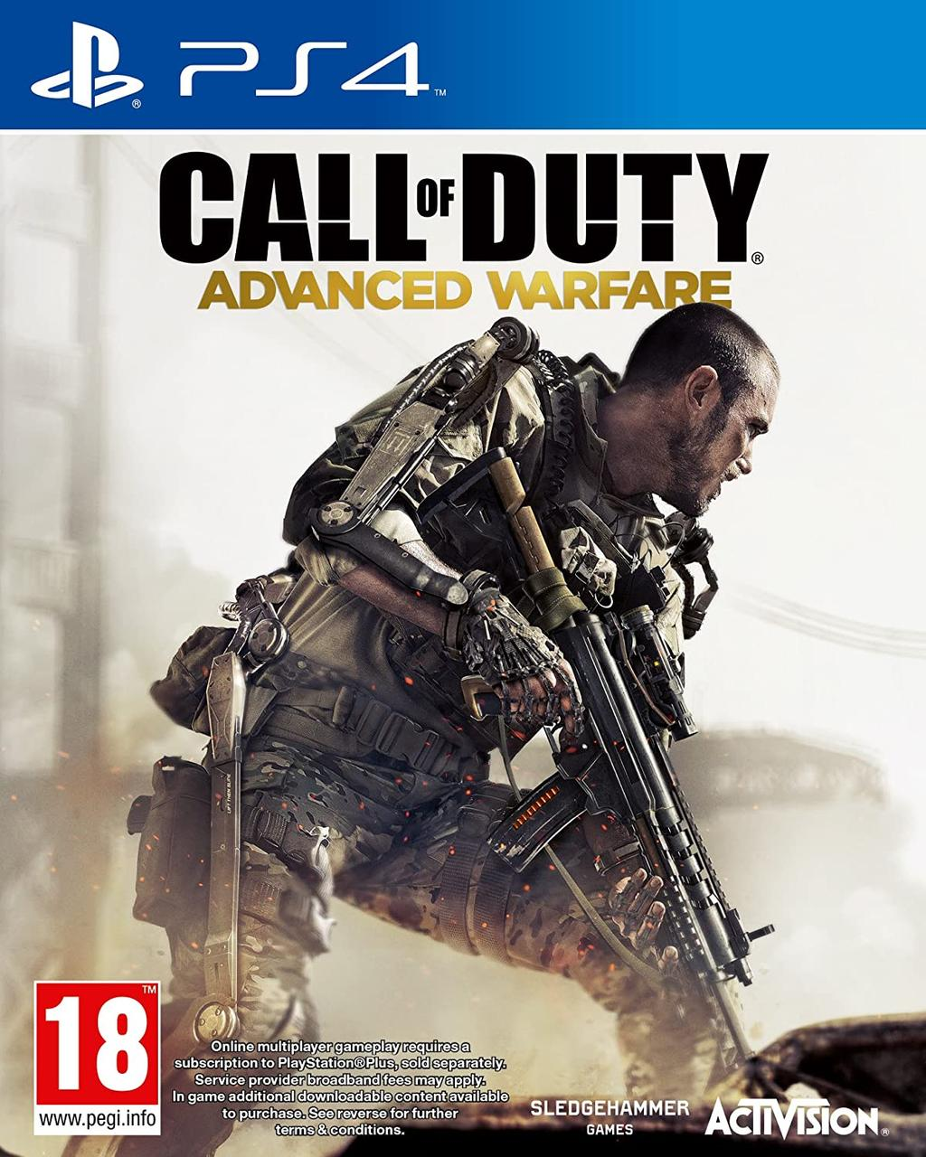 Call of Duty: Advanced Warfare . Цифровой аккаунт PlayStation 4