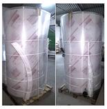 Теплиця «Веган» 4×10 з оцинкованої квадратної труби з полікарбонатом Soton 4 мм, фото 8
