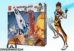 """Конструктор LARI (BELA) WatchPioneer """"Пост наблюдения Гибралтар"""" (748 дет.) 11183"""