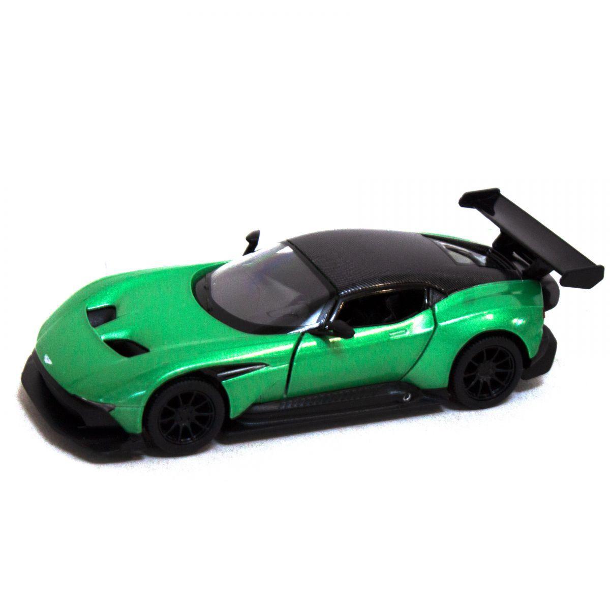 "Машинка KINSMART ""Aston Martin Vulcan"" (зеленая)"