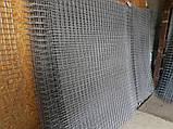Сітка Канілірована, 2×2 м Осередок 50х50 мм, Дріт 3,8 мм Оцинкована, фото 5