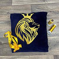 Махровый халат с вашим логотипом оригинальный подарок