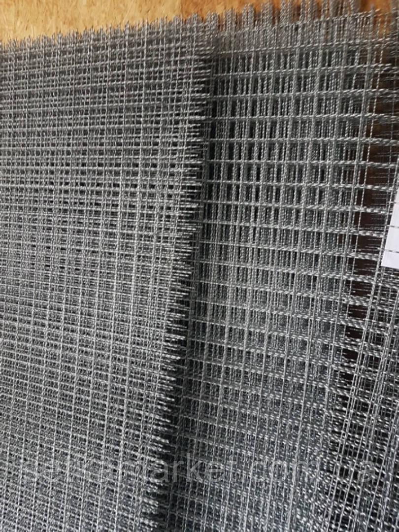 Сітка Канілірована, 2×2 м Осередок 50х50 мм, Дріт 3,8 мм Оцинкована