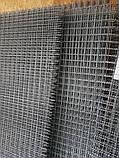 Сетка Канилированная, 1.5×2 м  Ячейка 50х50 мм, Проволока 3,8 мм. Оцинкованная, фото 2