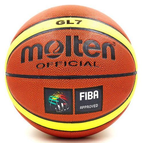 М'яч баскетбольний PU №7 MOL BA-3598 GL7