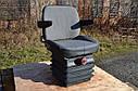 Сиденье кабины МТЗ + подлокотники  80В-6800000. Сидіння кабіни МТЗ, фото 10