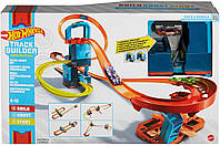 Оригинальный набор Хот Вилс Hot Wheels Track Builder Unlimited Ultra Stackable Booster (GWT44), фото 1
