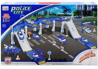 Детский паркинг Police City Р3288
