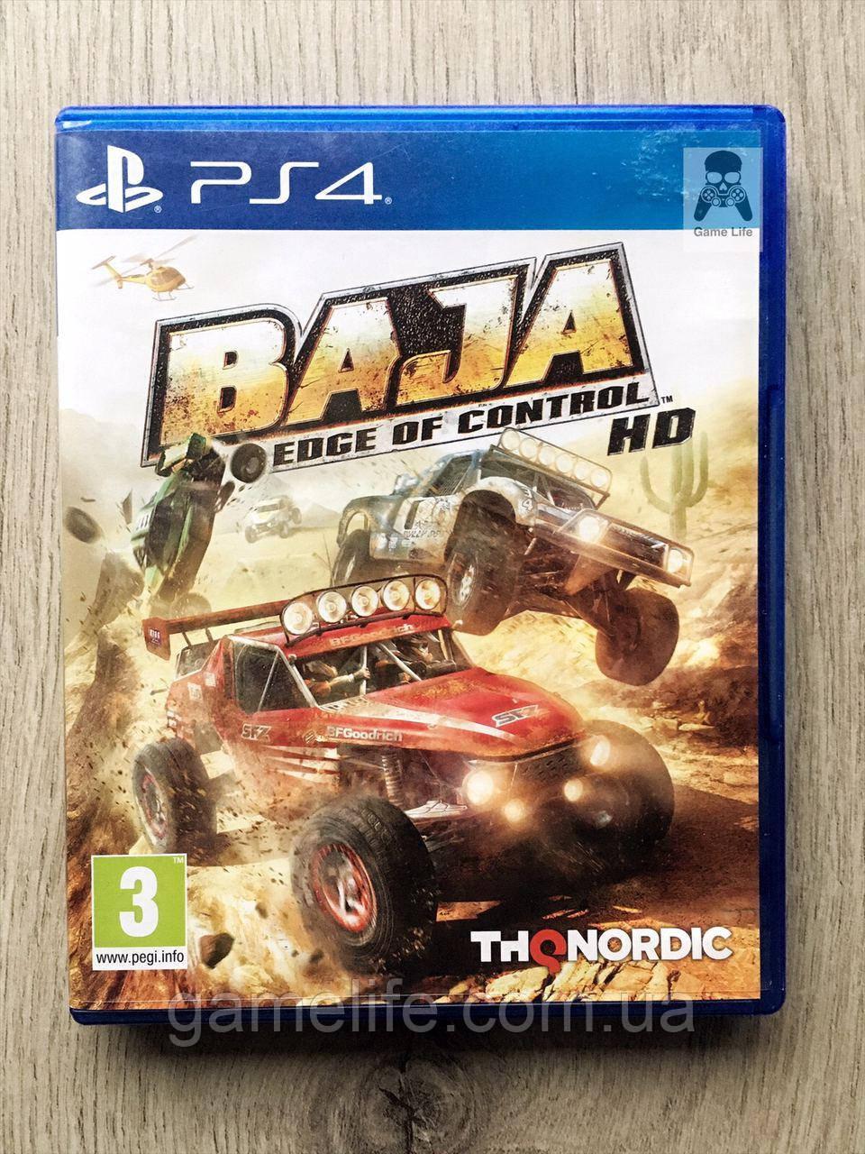 Baja (англ.) (б/у) PS4
