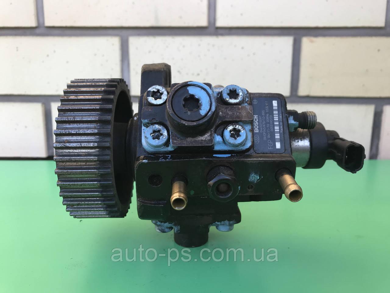 Топливный насос высокого давления (ТНВД) Fiat Sedici 1.9D Multijet 2006-2014 год