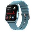 Смарт часы Colmi P8 Pro Blue с функцией термометра, пульсометра, фото 3