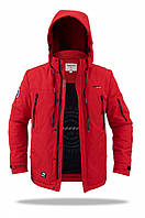 Демисезонная куртка мужская Freever SF 70506 красная
