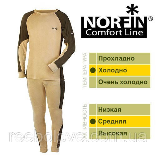 Термо белье Norfin Comfort Line XXXL