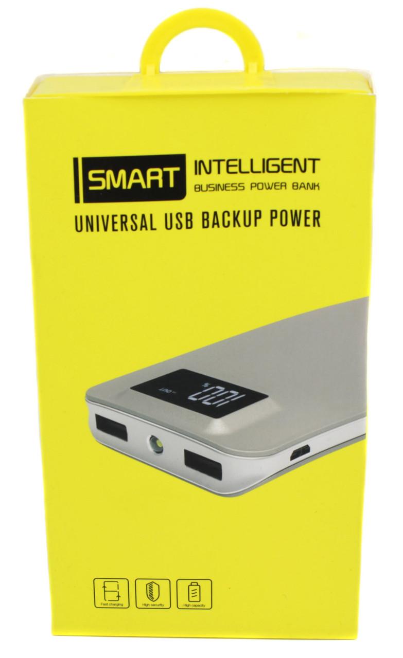 Power Bank Smart №301 20 000 mAh 200 грамм (реальная емкость меньше)
