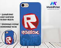 Силиконовый чехол Роблокс (Roblox) для Samsung J415 Galaxy J4 Plus , фото 1