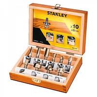 Набор фрез TCT 8 мм Stanley ( STA80020 ) | Набір фрез TCT 8 мм Stanley ( STA80020 )