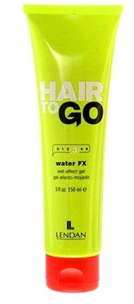 Гель для эффекта влажных волос Lendan 150 мл