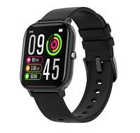 Смарт часы Smart watch Colmi P8 T Black с функцией термометра