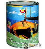 TM Eskaro Marine Lakk 10 TIX -матовый тиксотропный лак для яхт (ТМ Эскаро Марине Лак 10)  2.4л