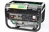 Генератор бензиновый Iron Angel EG3000 ( 2.8 кВт), фото 2