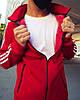 Чоловічий світшот толстовка Adidas, чоловічий світшот Адідас, кофта худі Адідас, фото 2