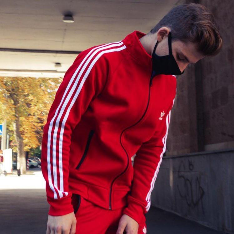 Чоловічий світшот толстовка Adidas, чоловічий світшот Адідас, кофта худі Адідас