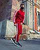 Мужская олимпийка бомбер Adidas, чоловіча олімпійка Адідас, ветровка кофта Адидас, фото 4