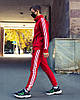 Мужская олимпийка бомбер Adidas, чоловіча олімпійка Адідас, ветровка кофта Адидас, фото 3